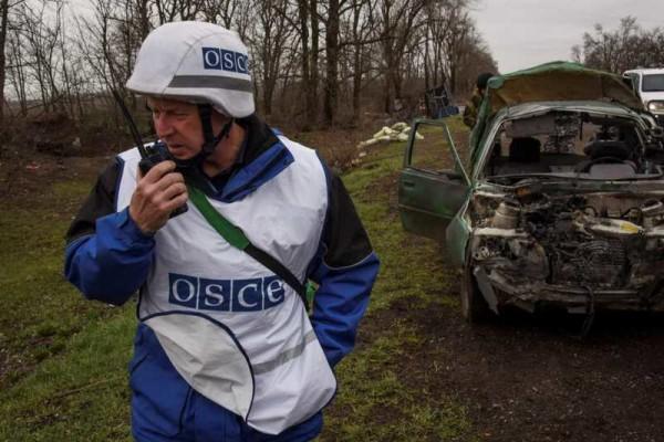 международные организации конфликт на Донбассе